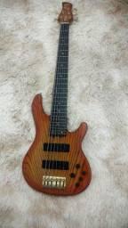 Vendo Baixo  Yamaha Trb 6ii Japan, Fender, Lakland, Music Man, Mtb, N.zaganin