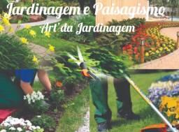 Art da jardinagem