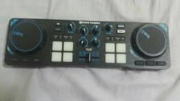 Controlador da Marca DJ CONTROL COMPACT
