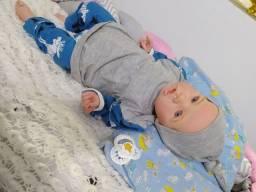 Bebê reborn Saskia novo