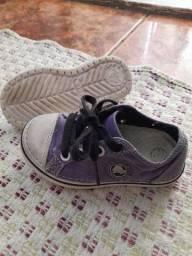 Tênis e sapato e sandália infantil!