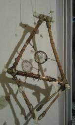 Bike de bambú sob medida