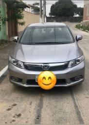 Honda civic lxr; R$49,999