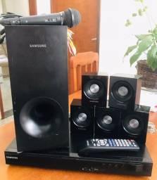 Home theater aparelho de som