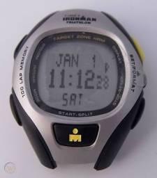 Relógios Timex Iroman 210 e Timex Indiglo monitor