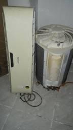 Vendo ar condicionado  18000btus