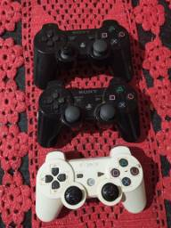Vendo 5 controles de ps3 original