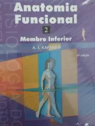 Livros de anatomia e fisiologia