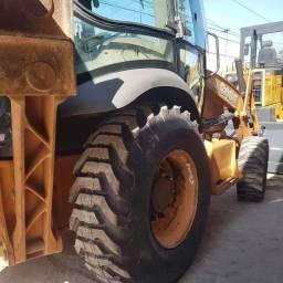 Retro Escavadeira Case 580n 4x4 2013