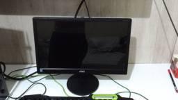 Monitor AOC 15,6 P vga (aceito ofertas)