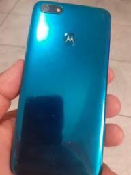 Vendo Moto E6 play $230,00