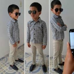 Moda infantil masculino