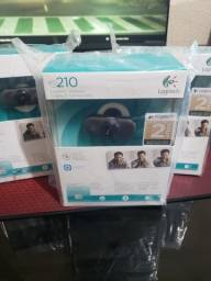 Webcam Logitech c210 vga novas