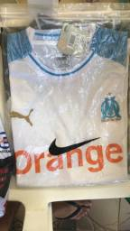 Camisa Olympique de Marseille
