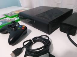 Xbox 360 Superslim LTU - ou troco