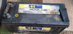 Bateria MOURA 150a (EM OTIMO ESTADO)