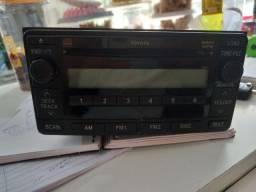 Radio hilux ou corola