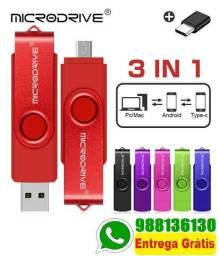 Pen drive 16gb Para Celular - entrega grátis