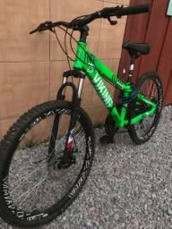 Bike viking X verde neon