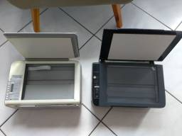 Impressora Epson e HP