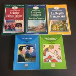 Livros de Contos Italianos - Para estudantes e amantes do idioma