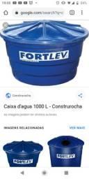 Vende-se caixa d'água 1000 litros