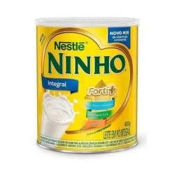 Latas de leite ninho vazias para artesanato: