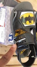 Sandália infantil Batman