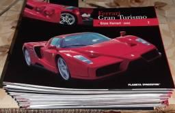 Enzo Ferrari - Coleção completa - Peças Lacradas