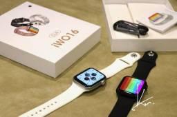 Relógio Smartwatch iwo 16 - Lançamento .Te entrego ainda hoje !