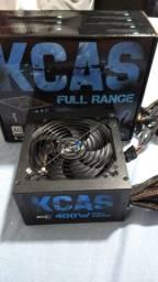 Fonte KCAS 400W 80plus