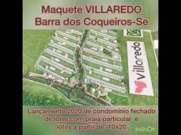 Villaredo Barra- Lotes a partir de 200m2 Condição Especial