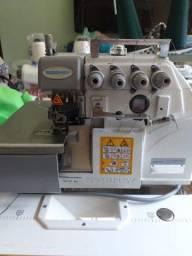 Máquina overlok industrial direct drive nova!!!