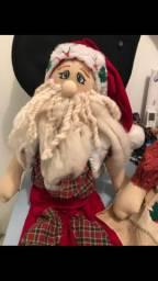 Decoração de natal- casal Noel