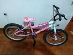Bicicleta Barbie aro 20 toda revisada