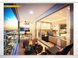 Jardins 4 quartos com 125 m² e 2 vagas - Obras avançadas - Entrada facilitada