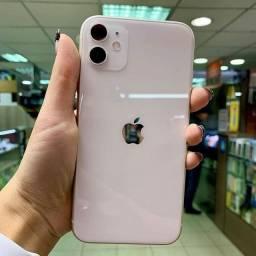Celular iPhone 11 128Gb Novo 1 Ano de Garantia Apple