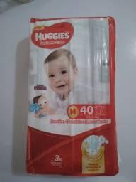 Fralda Huggies Tam M