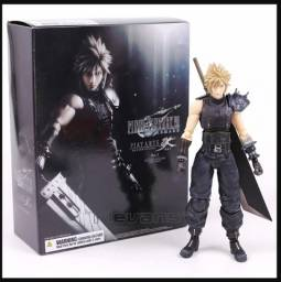Cloud Play Arts Action Figure