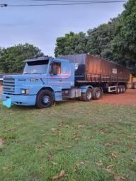 Scania 113 ano 95 + carreta noma 2012(parcelo com contrato)