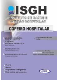 Apostila Copeiro hospitalar ISGH_hdlv 2020 - Impressa