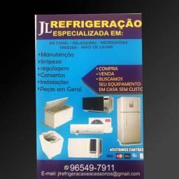 JL refrigeração