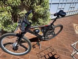E-Bike Caloi Aluminum Sport