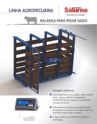 Balança para gado