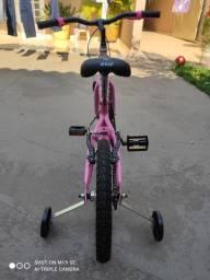 Vendo bicicleta aro 16 para criança
