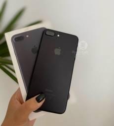 IPhone 7 Plus 32gb Preto Matte Completo