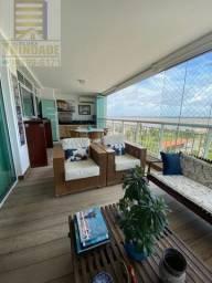 Apartamento No IATE ,Península ,Vista Mar ,Moveis Projetado