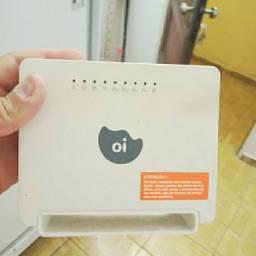 Aparelho modem Wi-Fi internet sem fio