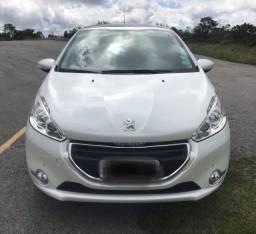 Peugeot 208 Griffe 1.6 Automático Ano e Modelo 2016 Particular