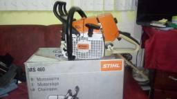Vendo motor serra Stihl 460